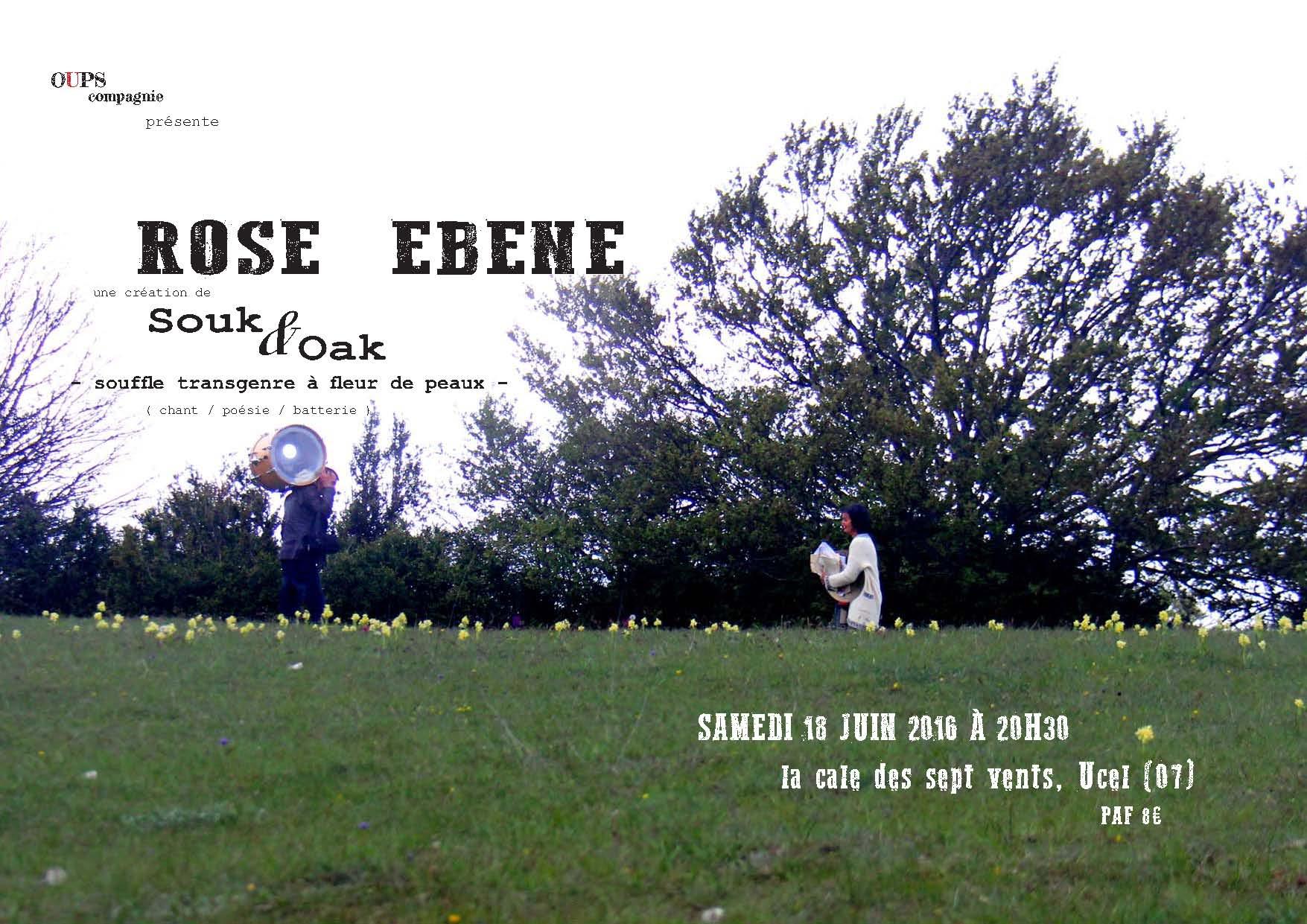 Affichea4 ROSE EBENE 18 juin